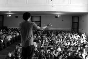 """The Beast"" – Durham-based quartet brings hip hop and jazz toschools!"