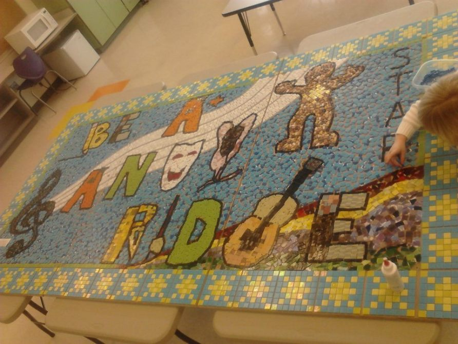 mosaic muralsandyridge