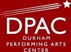DPAC Logo Red and White